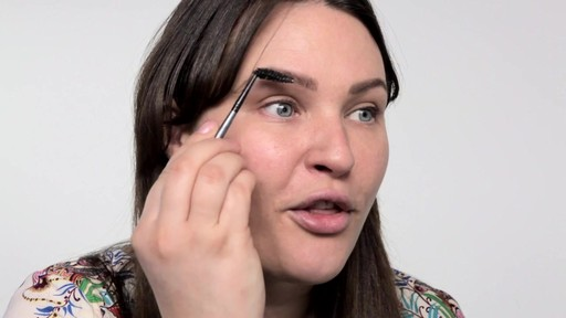Cassie Lomas Defined Eyebrows - Beauty  - image 6 from the video