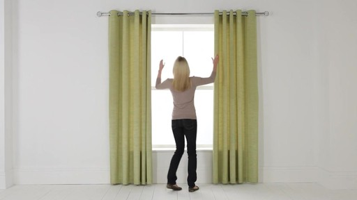 Littlewoods.com's Guide To Fitting Curtain Poles - image 10 from the video