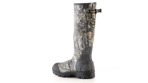 Guide Gear Men's Ankle Fit Insulated Rubber Boots 800 Gram 360 View - image 10 from the video