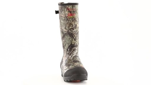 Guide Gear Men's Ankle Fit Insulated Rubber Boots 2400 grams 360 View - image 3 from the video