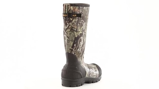 Guide Gear Men's Ankle Fit Insulated Rubber Boots 2400 grams 360 View - image 7 from the video
