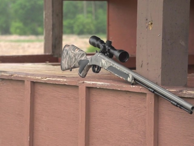 Traditions™ Vortek™ Ultralight LDR with Scope Package - image 10 from the video