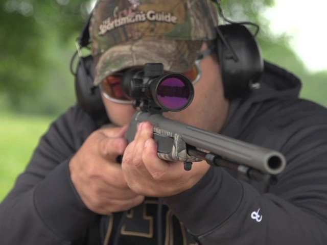 Traditions™ Vortek™ Ultralight LDR with Scope Package - image 7 from the video