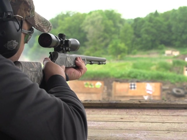 Traditions™ Vortek™ Ultralight LDR with Scope Package - image 8 from the video