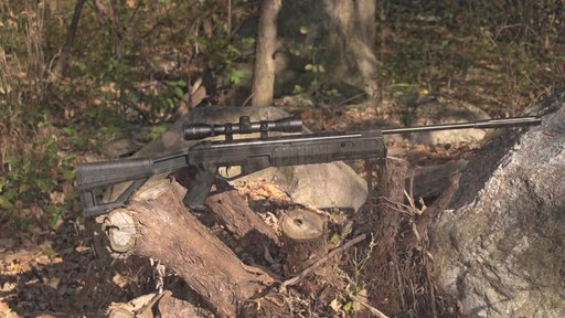 Crosman .177 cal. Tactical Break-barrel TR77 Air Rifle  (Refurbished) - image 1 from the video