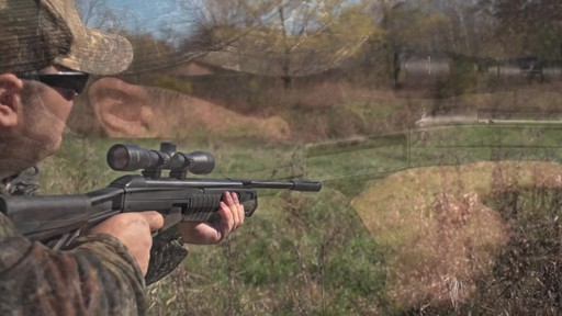 Crosman .177 cal. Tactical Break-barrel TR77 Air Rifle  (Refurbished) - image 3 from the video