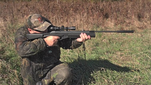 Crosman .177 cal. Tactical Break-barrel TR77 Air Rifle  (Refurbished) - image 5 from the video