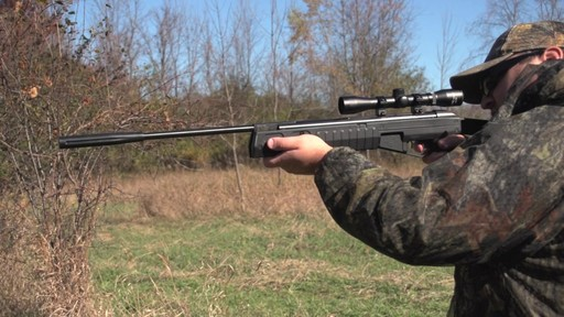 Crosman .177 cal. Tactical Break-barrel TR77 Air Rifle  (Refurbished) - image 6 from the video