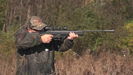 Crosman .177 cal. Tactical Break-barrel TR77 Air Rifle  (Refurbished) - image 8 from the video