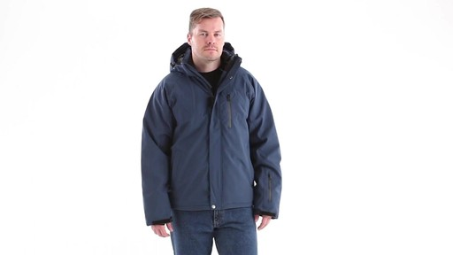 Guide Gear Men's Siberian Jacket 360 View - image 1 from the video