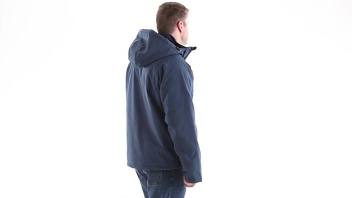 Guide Gear Men's Siberian Jacket 360 View - image 3 from the video