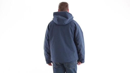 Guide Gear Men's Siberian Jacket 360 View - image 4 from the video