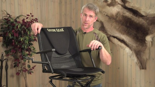 Guide Gear Comfort Swivel Blind Chair - image 3 from the video