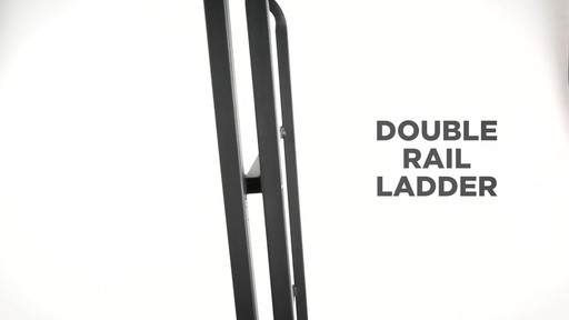 Guide Gear 21' Deluxe Double Rail Ladder Tree Stand - image 2 from the video