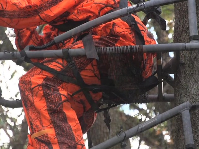 Ol Man 174 Alumalite Cts Deluxe Aluminum Climbing Tree Stand