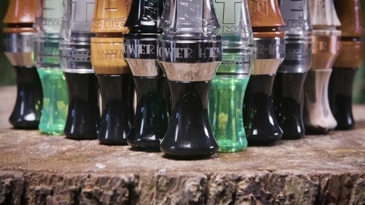 Zink ATM Green Machine Double Reed Polycarbonate Duck Call Gun Smoke - image 5 from the video
