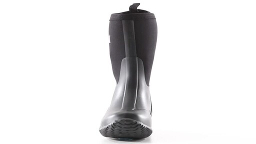 Guide Gear Women's Mid Bogger Rubber Boots 360 View - image 2 from the video
