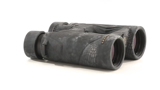 Leupold BX-3 Mojave 10x42mm Waterproof Typhon Kryptek Camo Binoculars 360 View - image 3 from the video