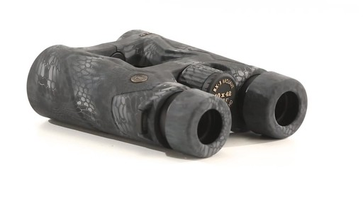 Leupold BX-3 Mojave 10x42mm Waterproof Typhon Kryptek Camo Binoculars 360 View - image 8 from the video