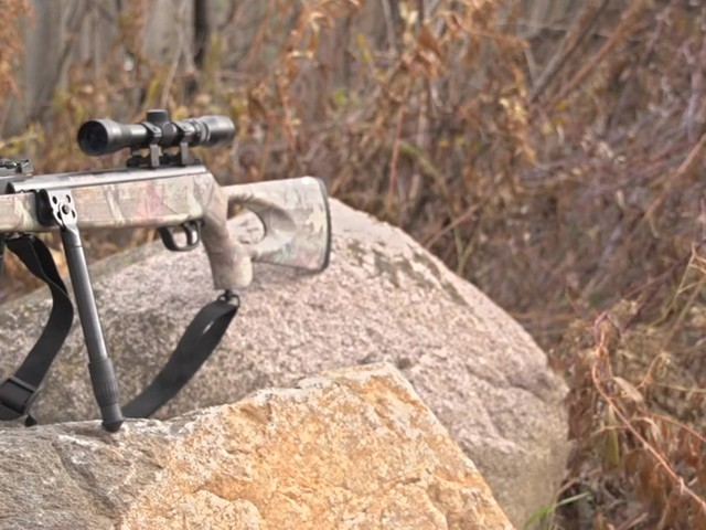 Winchester® 1250CS Camo Air Rifle - image 10 from the video