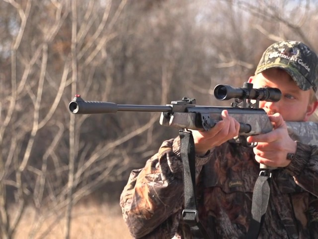 Winchester® 1250CS Camo Air Rifle - image 3 from the video