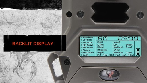Wildgame Innovations Vision 12 Trail/Game Camera - image 6 from the video