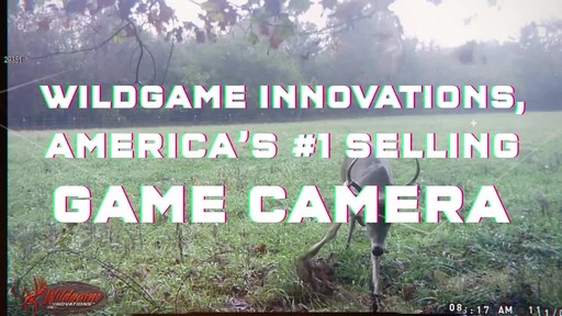 Wildgame Innovations Vision 12 Trail/Game Camera - image 8 from the video