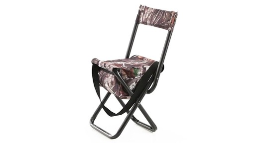 Allen High-back Blind Chair 360 View - image 2 from the video