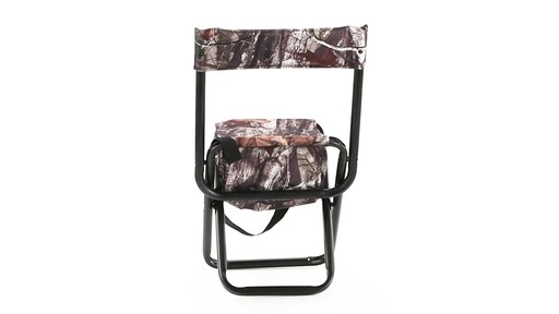 Allen High-back Blind Chair 360 View - image 4 from the video