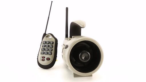 ICOtec GC300 Electronic Predator Call 360 View - image 1 from the video
