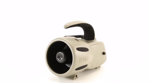 ICOtec GC300 Electronic Predator Call 360 View - image 7 from the video