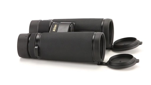 Nikon MONARCH HG 8x42 Binoculars 360 View - image 1 from the video