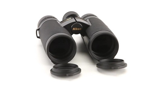 Nikon MONARCH HG 8x42 Binoculars 360 View - image 10 from the video