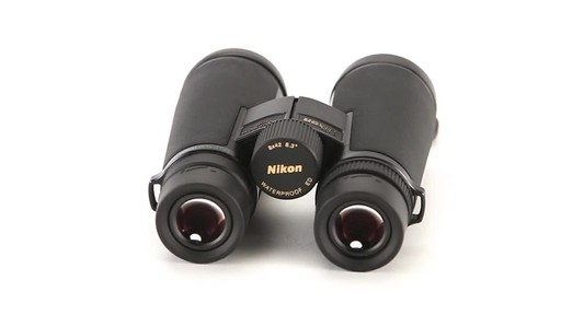 Nikon MONARCH HG 8x42 Binoculars 360 View - image 4 from the video