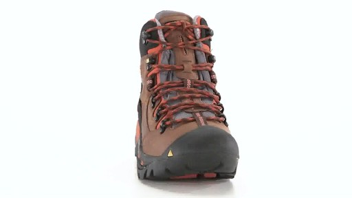 KEEN Utility Men's Pittsburgh Waterproof Soft Toe Work Boots 360 View - image 1 from the video