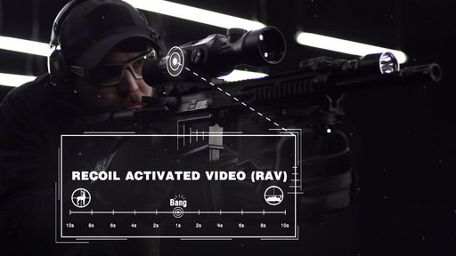 ATN X-Sight II 5-20x Day and Night Rifle Scope - image 9 from the video