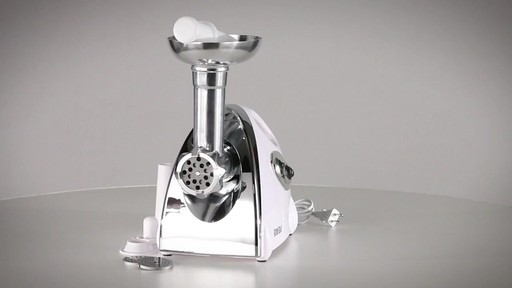 Guide Gear Electric Meat Grinder 360 View - image 10 from the video