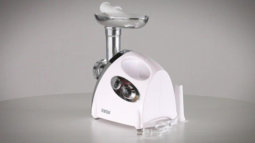 Guide Gear Electric Meat Grinder 360 View - image 3 from the video