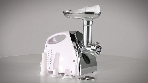 Guide Gear Electric Meat Grinder 360 View - image 8 from the video