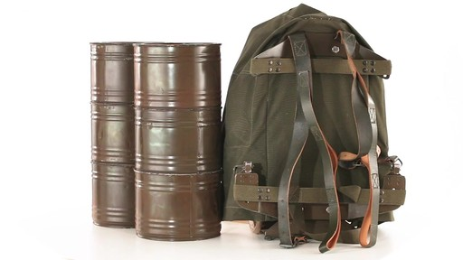Swiss Military Surplus Portable Water Filtration System New 360 View - image 9 from the video