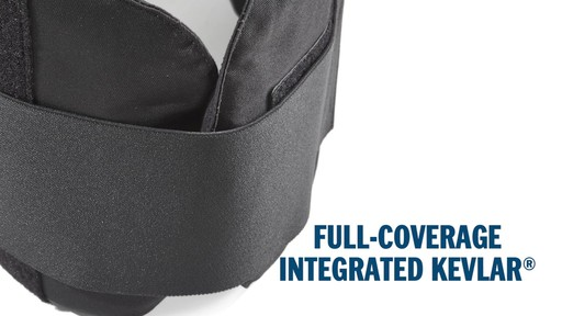 Blue Stone Level 3A Professional Full-Wrap Bullet Protection Vest - image 3 from the video