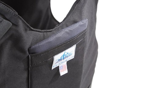 Blue Stone Level 3A Professional Full-Wrap Bullet Protection Vest - image 7 from the video