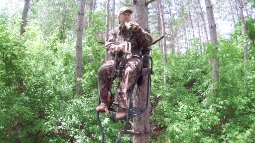Guide Gear 174 18 Brush Ladder Tree Stand 187 Sportsman S