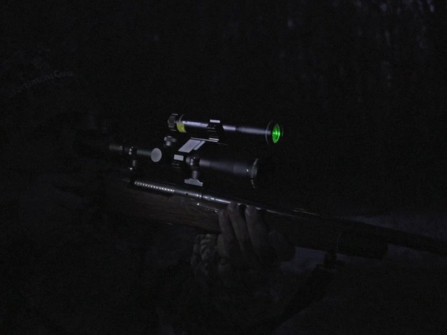 Laser Genetics ND1 SubZero Tactical Laser Sight - image 6 from the video