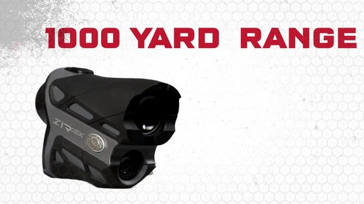 Halo XRay 1000 Laser Rangefinder - image 3 from the video