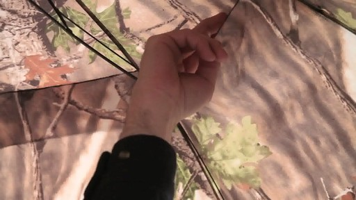 Guide Gear Camo Umbrella Blind - image 6 from the video