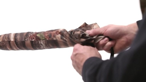 Guide Gear Camo Umbrella Blind - image 7 from the video