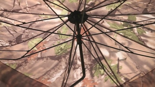 Guide Gear Camo Umbrella Blind - image 9 from the video