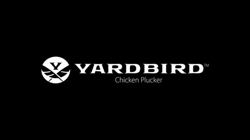 YARDBIRD 1.5HP CHICKEN PLUCKER - image 10 from the video