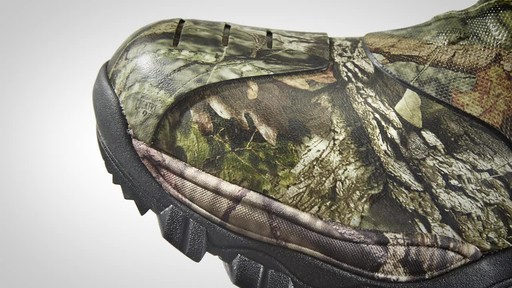 Guide Gear Men's Wood Creek Rubber Hunting Boots Waterproof - image 5 from the video